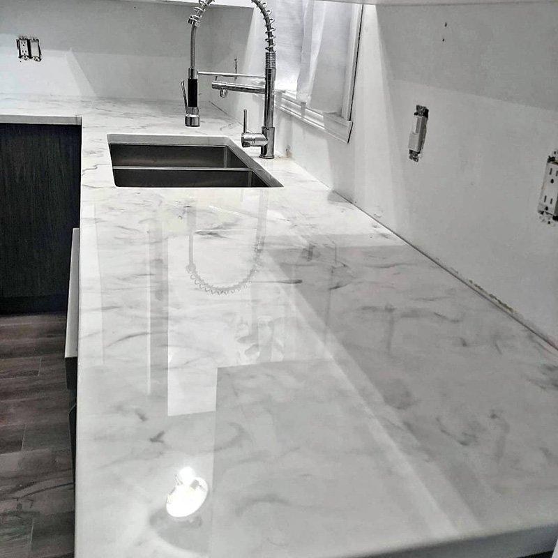 epoxy resin countertop 2