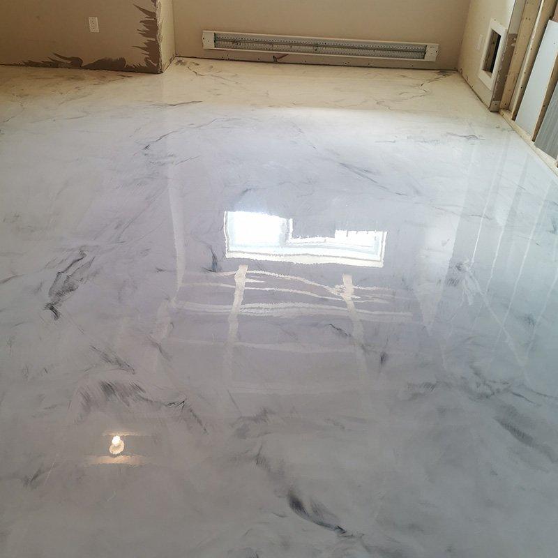 epoxy resin floor 1