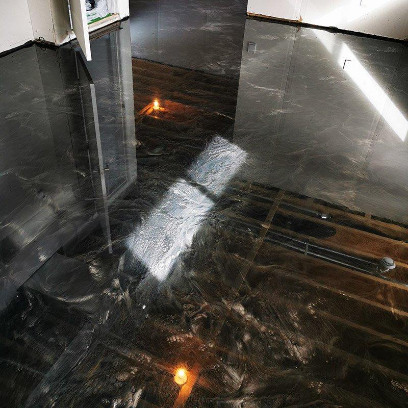 epoxy resin floor 2
