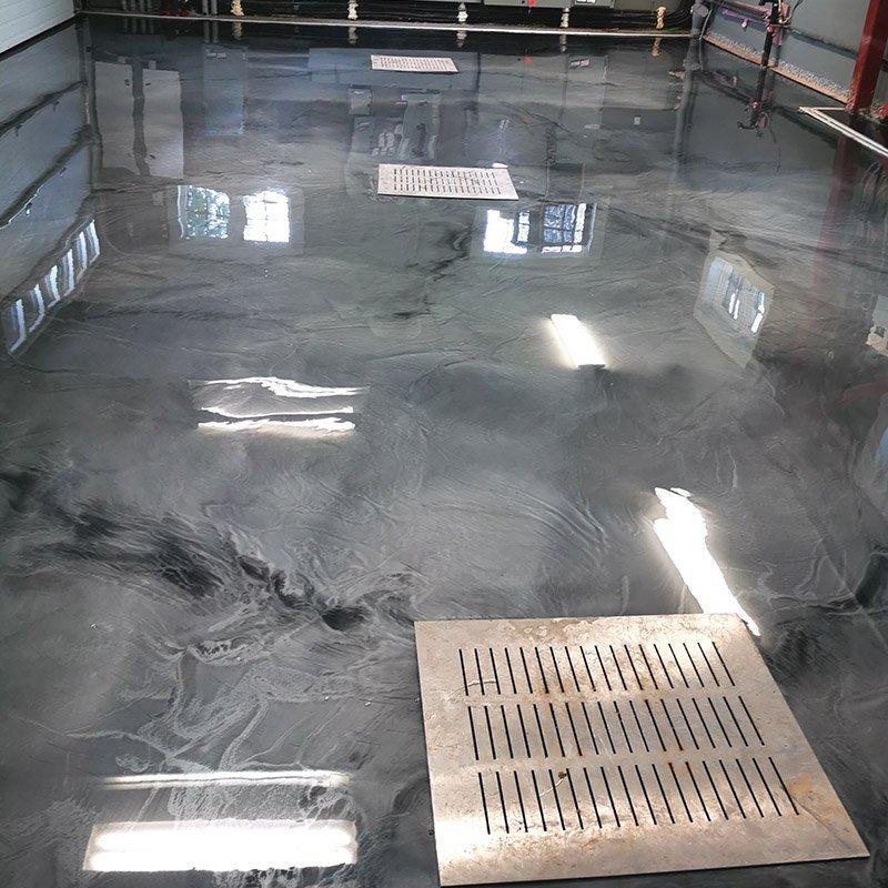 epoxy resin floor 3